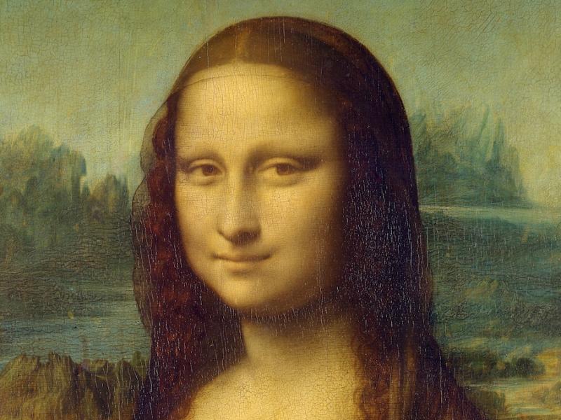 Leonardo, Mona Lisa